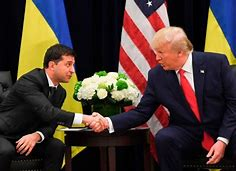 Trump to release 'transcript' of second call with Ukraine President Volodymyr Zelensky…