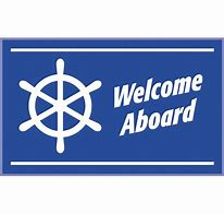 Image result for welcome aboard pictures