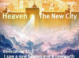 Image result for The New Jerusalem On Earth