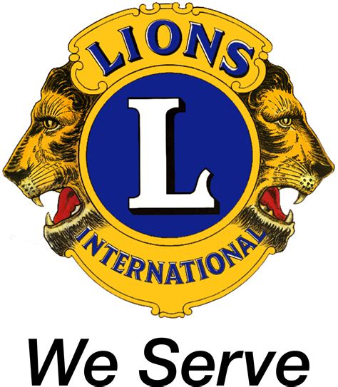 Image result for lions club logo images