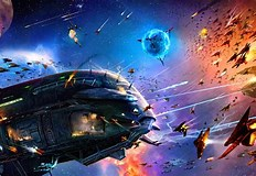 Image result for Epic Space Battles. Size: 232 x 160. Source: wallpapersafari.com