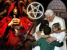 Image result for Lucifer Worshiping Secret Society