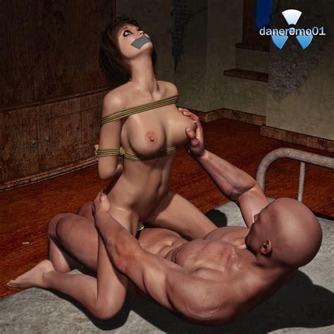 Bondage 3d porn-alincounbu