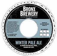 Image result for BRONX WINTER ALE