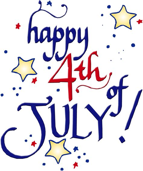 Image result for july 4th clip art