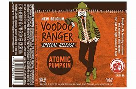 Image result for new belgium atomic pumpkin