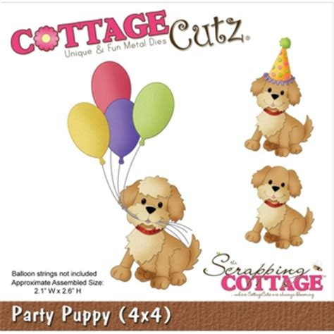 Image result for cottage cutz party puppy