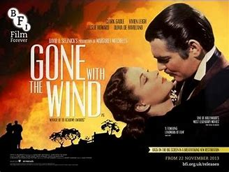 Image result for images gone with the wind movie