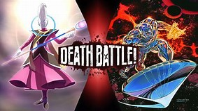 Image result for Whis VS Space Battles. Size: 283 x 160. Source: deathbattlefanon.fandom.com