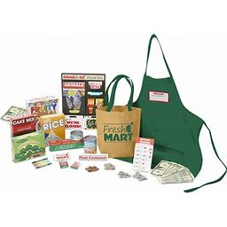 Melissa & Doug Melissa & Doug Fresh Mart Grocery Store Collection Kids' Unisex Multi