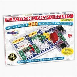 Snap Circuits® 300 Experiments By Elenco Electronics | Michaels®