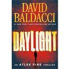 Daylight - (Atlee Pine Thriller) By David Baldacci (Hardcover)