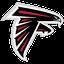 Logo of the Atlanta Falcons