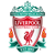 Logo of the Liverpool FC