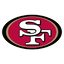 Logo of the San Francisco 49ers