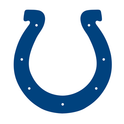 Logo of the Indianapolis Colts