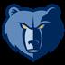 Logo of the Memphis Grizzlies