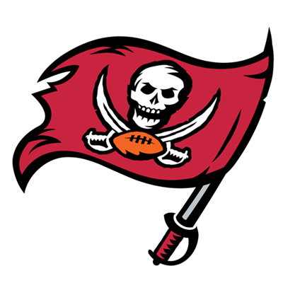 Logo of the Tampa Bay Buccaneers