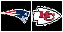 Logo of the New England Patriots