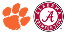 Logo of the Clemson Tigers