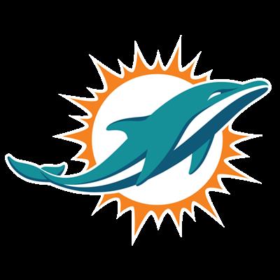 Logo of the Miami Dolphins