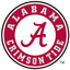 Logo of the Alabama Crimson Tide