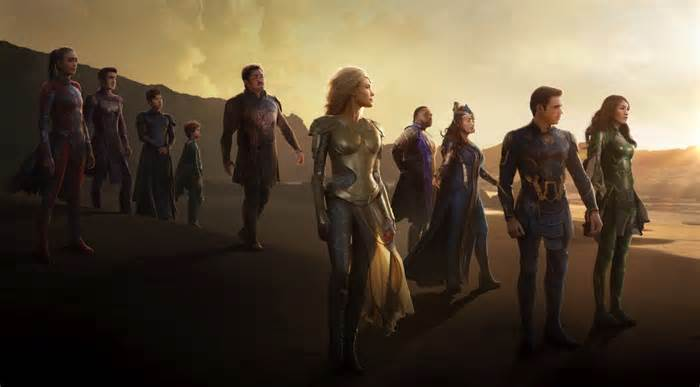 Marvel's biggest Eternals cameo was revealed in a new leak