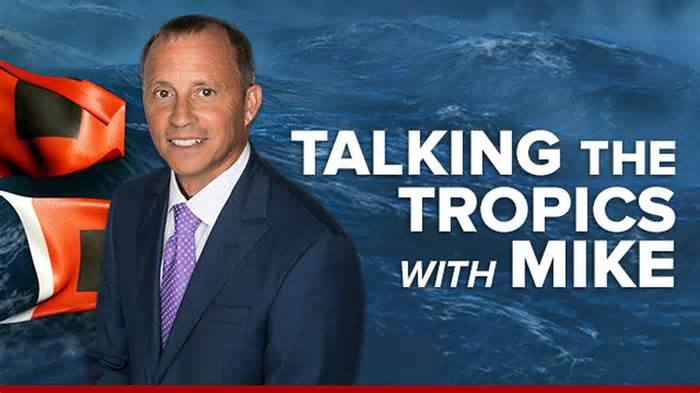 Talking the Tropics With Mike: Low latitude tropical wave east of the Caribbean