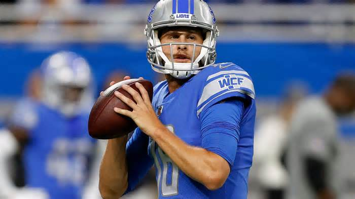 Lions Dan Campbell challenges Jared Goff after 0-6 start, raising questions if a quarterback change is coming