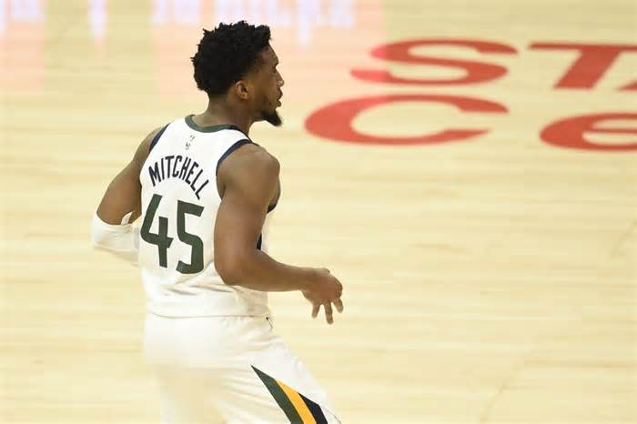 NBA Playoffs Jazz-Clippers: Donovan Mitchell Gives Injury Update After Loss