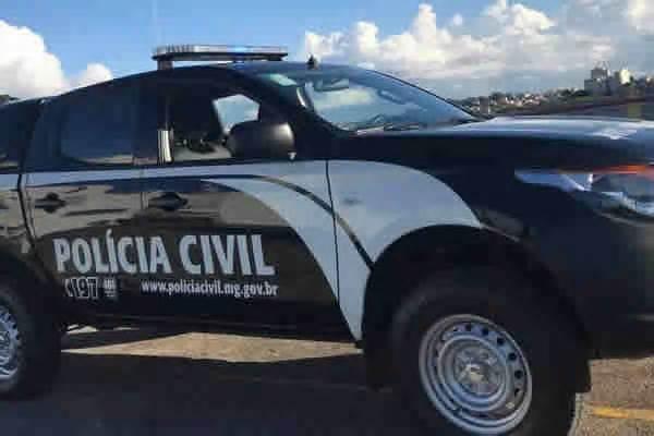 Foto: Polícia Civil cumpre mandados relacionados a homicídio cometido em Orizânia e prende suspeito