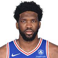 Keith Pompey: #Sixers starting center Joel Embiid (righ…