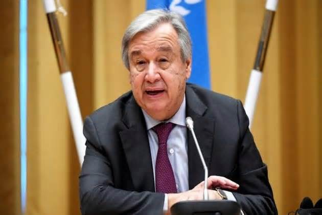 Guterres condemns attack against UN compound in Afghanistan