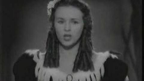 Deanna Durbin - Loch Lomond