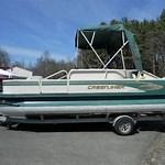 1999 Crestliner Pontoon Boat