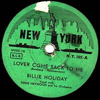 All Of Me by Billie Holiday And Her Orchestra, Eddie Heywood And His Orchestra
