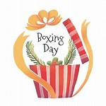 Boxing Day Clip Art