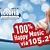 Halse Radio Victoria 105.2 Halle