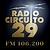 Radio Circuito 29 106.15 FM