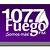Radio Fuego 107.7 FM San Salvador