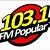 Radio Popular 103.1 FM