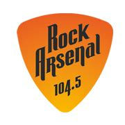 Rock Arsenal 104.5 ФМ Екатеринбург